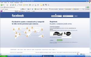 Reconocer letras para verificar que eres una persona en Facebook
