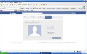 Insertar foto del perfil en Facebook