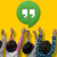 Hangouts, beneficios y riesgos para menores