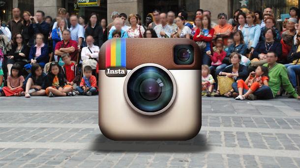 Yo pongo mi Instagram publico para ligar