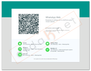 WhatsApp Web Escanear Codigo QR