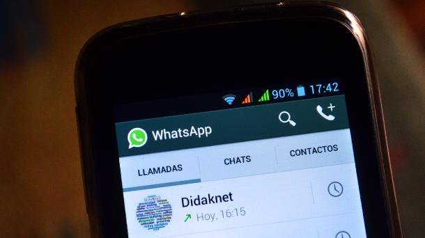 Llamadas WhatsApp funcionamiento