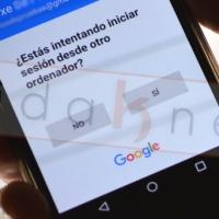 Como iniciar sesión en Google con el móvil, sin necesidad de contraseñas